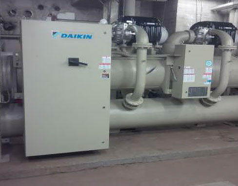 Chiller Retrofit