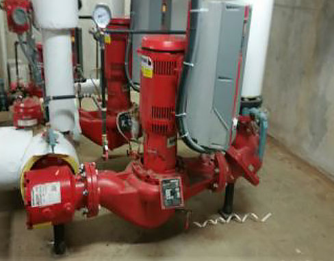 Loop Pumps with Variable Speed Drive